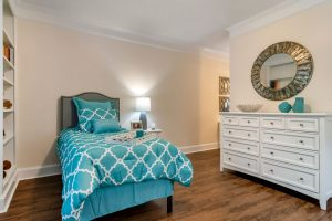 Charter Senior Living of Buford Image Gallery - Apartment Bedroom