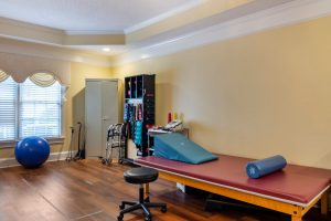 Charter Senior Living of Buford Image Gallery - Community Gym